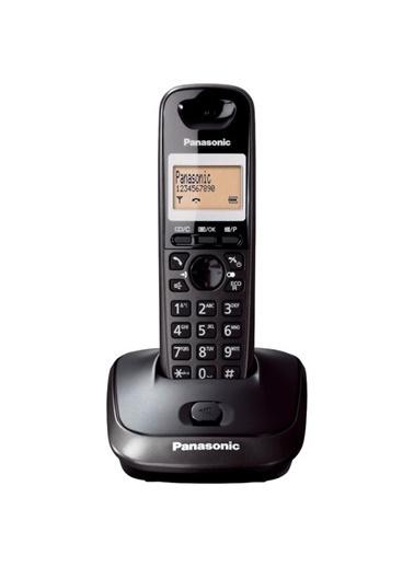 Kx-Tg2511 Dect Telefon Siyah-Panasonic
